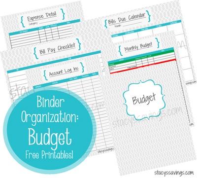 budget-printables