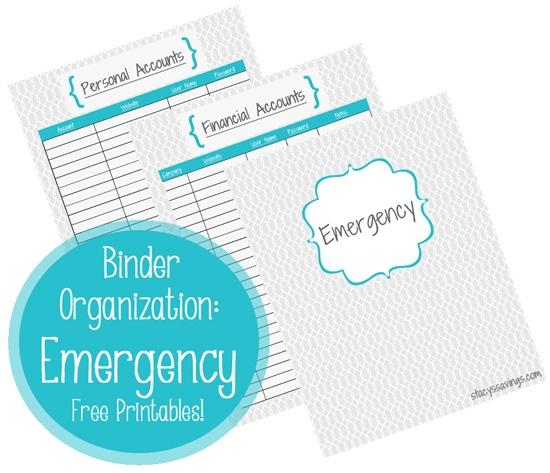 emergency-binder-printables