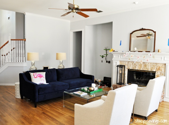 The power of paint for Bunny gray benjamin moore