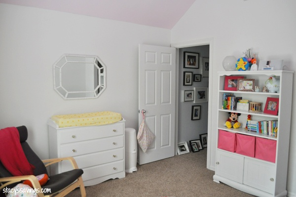 girl room after