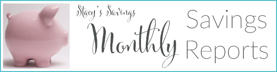 Monthly Savings Reports
