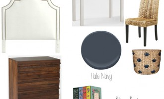 Creating a Classy & Feminine Craft Room/Guest Room Combo