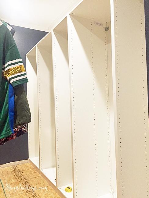 Master Closet Update