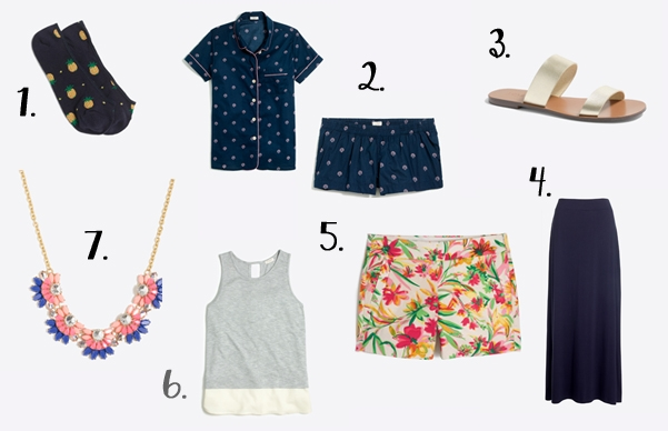 JCrew Factory Mother's Day
