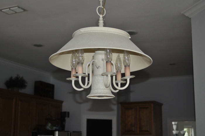 How we updated the lighting in our home on a budget