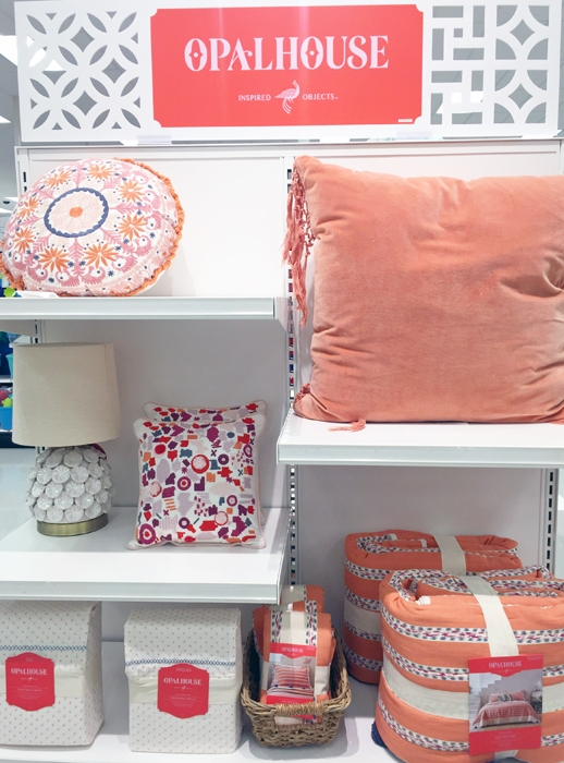 See what I think of the new Opalhouse Collection at Target!