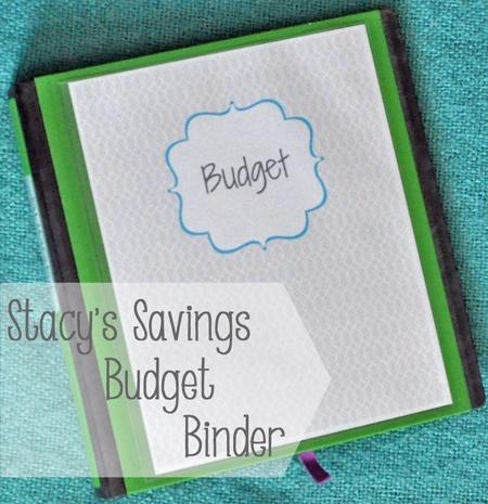 Getting Organized: Budget Binder!