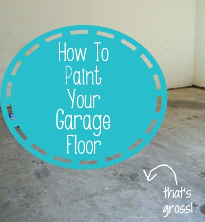 How-to-paint-Your-Garage-Floor