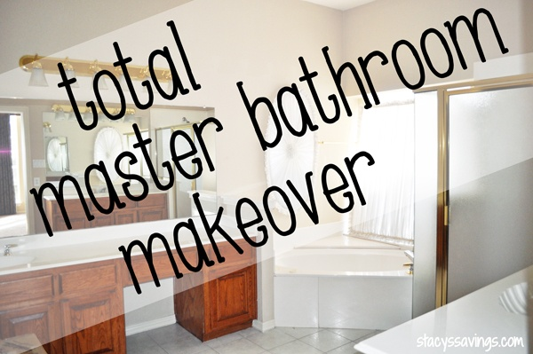 The Story Of Our Master Bathroom