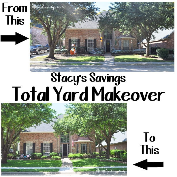 total yard makeover