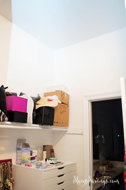 DIY Master Closet Remodel