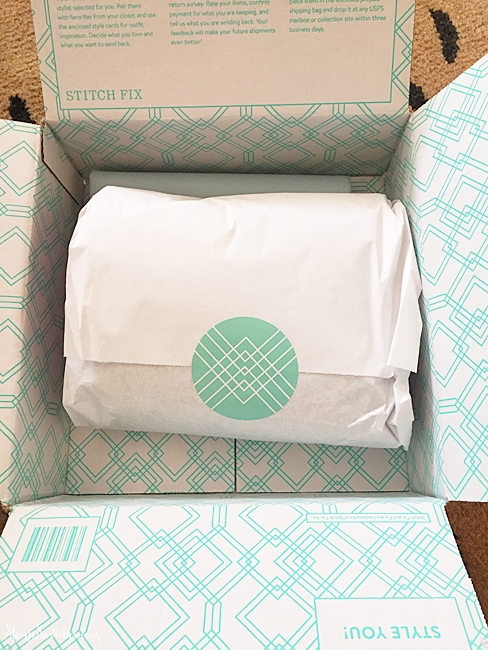 Stitch Fix Spring 2017 Box Review