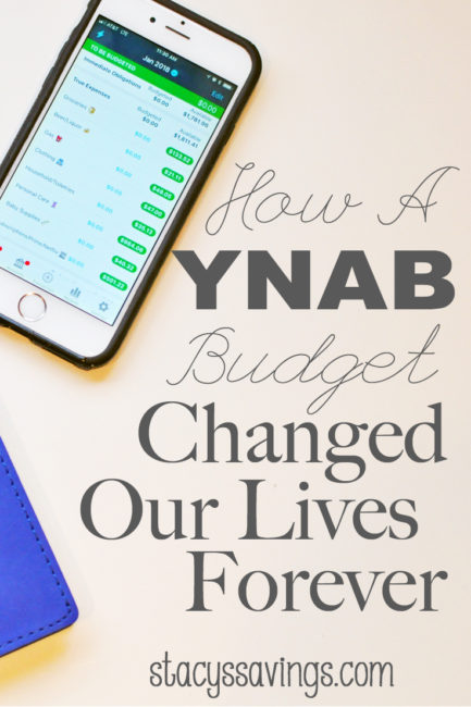 How A YNAB Budget Changed Our Lives Forever