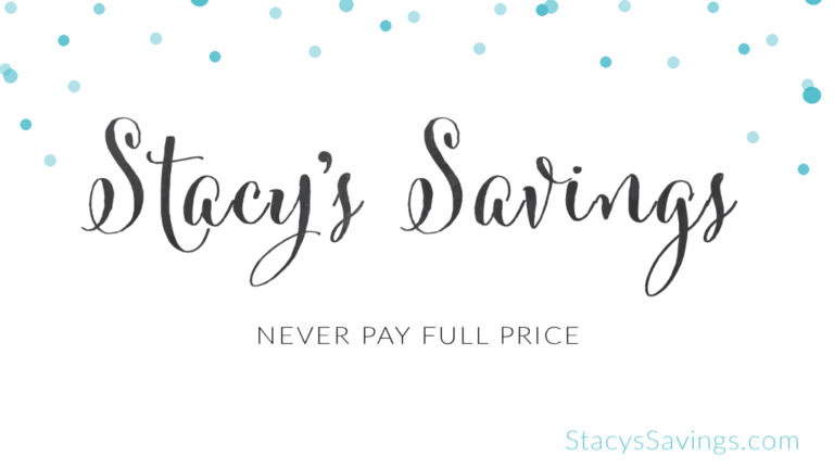 Stacy's Savings is Changing. Come find out what's new!