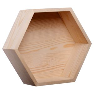 hexagon shelf target