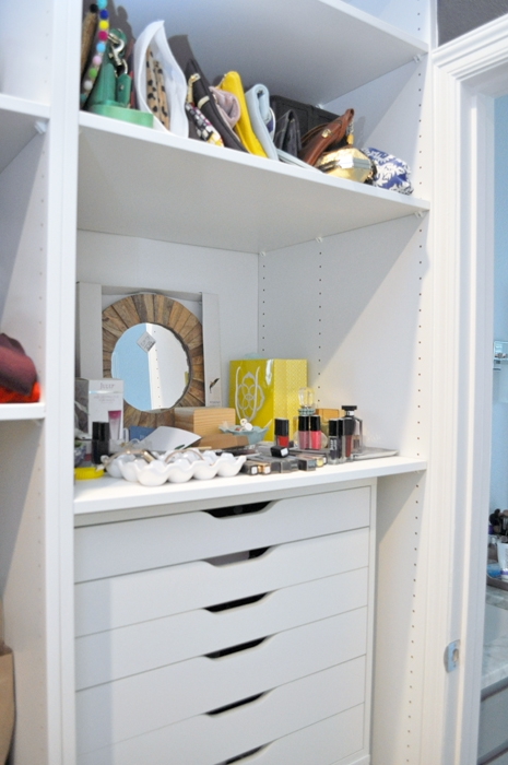 See How I Transformed This Little Dumping Ground In My Closet Into A Cute  And Stylish