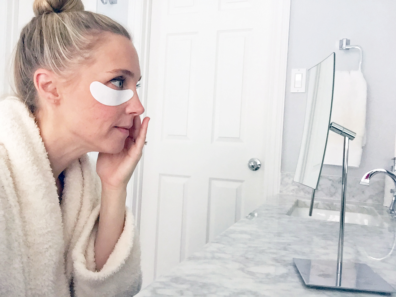 My Full Review of VIICode Oxygen Masks for rapid repair of fine lines and wrinkles while you sleep!