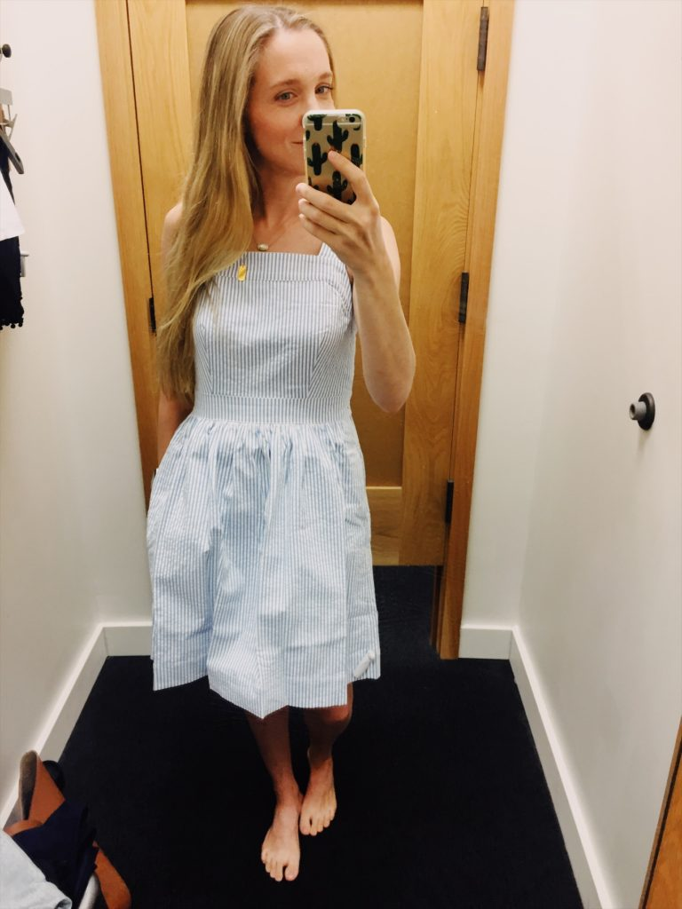 J.Crew Factory Try On Session – May 2018