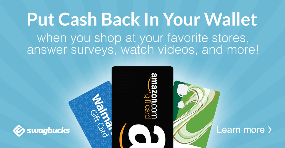 Find out how to earn free gift cards by using Swagbucks!