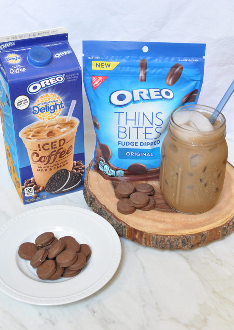 Find out how you can get $2 cash back when you purchase OREO ID Iced Coffee & OREO Thins Bites & redeem the Ibotta Offer