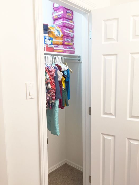 See How We Completed Another IKEA Billy Hack Custom Closet For Our Kids!  This Is