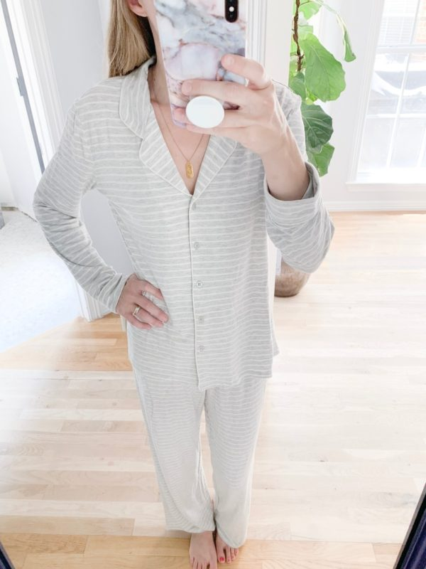 See everything I bought at this year's Nordstrom Anniversary Sale, including these moonlight pajamas. What I got, what I thought, what I kept, and what's going back.