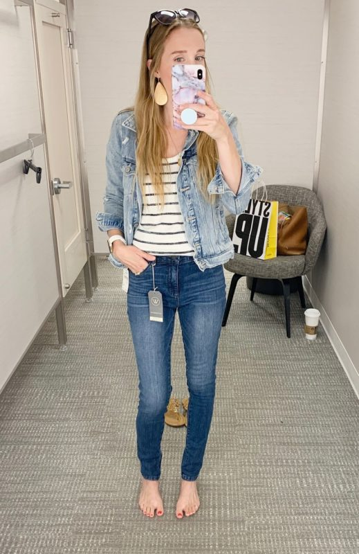 See everything I bought at this year's Nordstrom Anniversary Sale, including these Wit & Wisdom Ab Control Jeans . What I got, what I thought, what I kept, and what's going back.