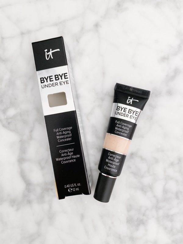 I went to Sephora & Ulta to get my birthday gifts and did a little shopping. See what I picked up, including this iT! Cosmetics Bye Bye Undereye Concealer, on the blog!