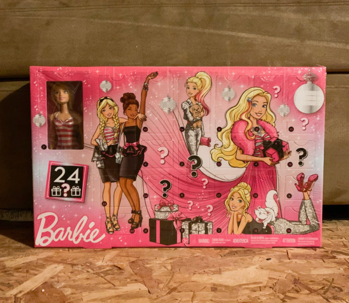 See what I ordered from Amazon in October including the Barbie Advent Calendar!