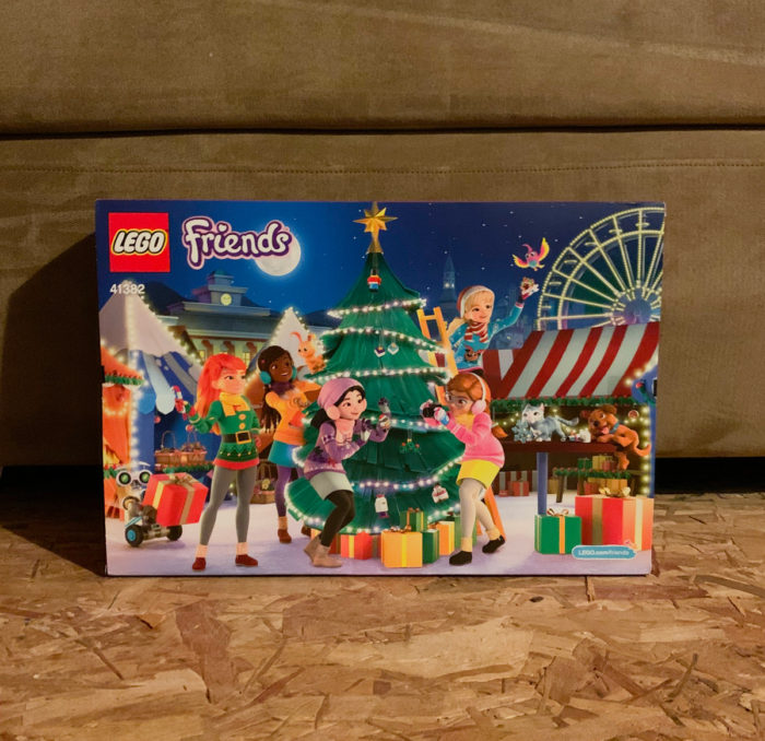 See what I ordered from Amazon in October including the Lego Friends Calendar!